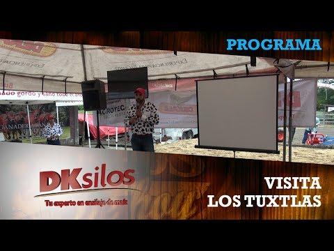 PROGRAMA Dksilos Tour visita Los Tuxtlas, Veracruz
