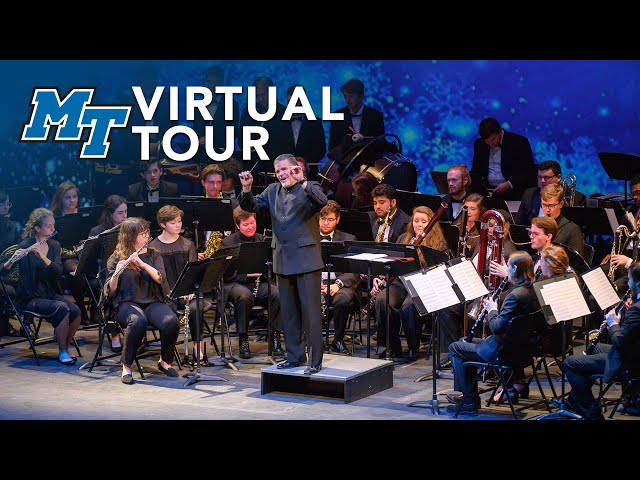MTSU's Music Row | MTSU Virtual Campus Tour