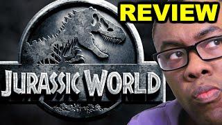 JURASSIC WORLD Movie Review (NO SPOILERS) : Black Nerd