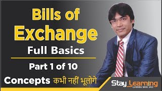 Bills of Exchange - 1 of 10 by Vijay Adarsh | Class 11th Accounts | StayLearning