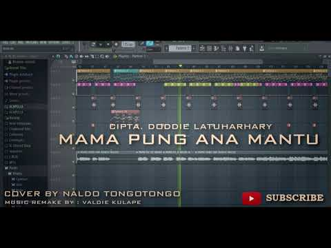 MAMA PUNG ANA MANTU (Cipt.Doddie Latuharhary) Cover by Naldo Tongotongo