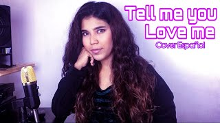 Demi Lovato 'TELL ME YOU LOVE ME' ⚡️ COVER ESPAÑOL - LYRICS ⚡️