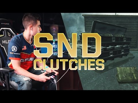 INSANE SND CLUTCHES! (TOURNAMENT GAMEPLAY)