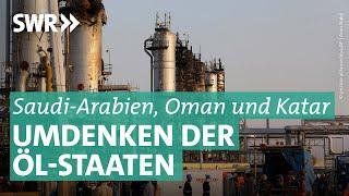 Weg vom Öl – Wirtschaftlicher Wandel am Golf