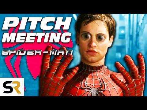 Spider-Man (2002) Pitch Meeting