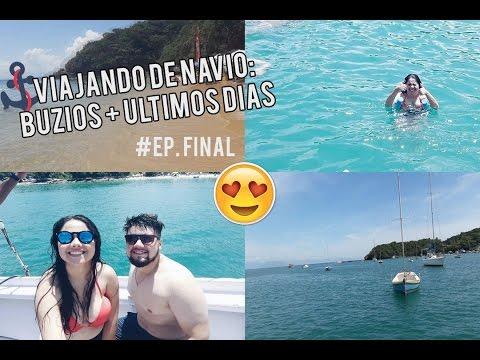 Viajando de Cruzeiro: Búzios + últimos dias no navio ♥