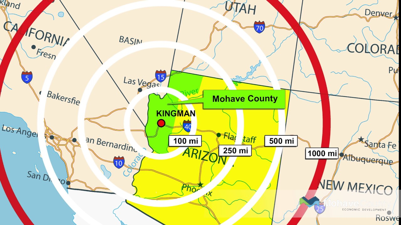 Mohave County Economic Development - Industrial & Commercial