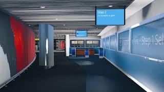 Virtual Wayfinding with Brisbane Airport Corporation