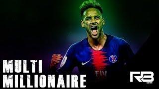 """Neymar Jr ►Lil Pump - """"Multi Millionaire"""" ft. Lil Uzi Vert - 2018"""