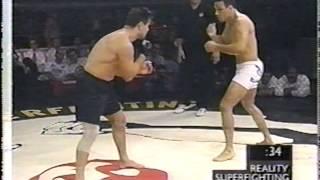 Renzo Gracie vs Oleg Taktarov