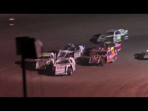 Desert Thunder Raceway IMCA Sport Mod Main Event 9/28/18