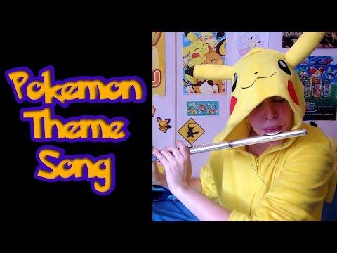 Pokemon Theme Song [flute solo cover]