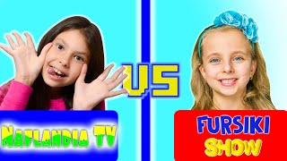 Head Shoulders Knees and Toes Funny Kids Song By Naflandia