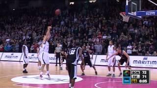 Highlights Telekom Baskets Bonn vs. BC Armia Tiflis (75:71, 20.11.2012)