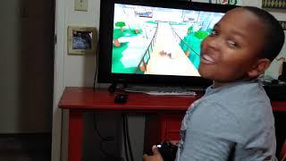 Ninja Zae Gaming Roblox.. blox jagd