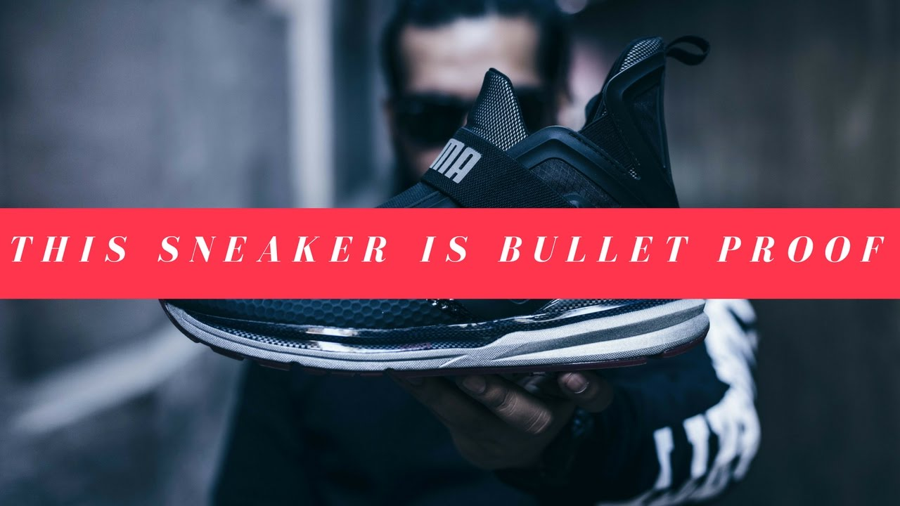 73684f987b755c Puma Ignite Limitless Extreme Hi Tech - Unboxing and On Feet Review ...
