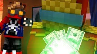 """Minecraft Сериал: """"ЧЕЛОВЕК-ПАУК"""" - 2 серия - Шок и Трепет"""