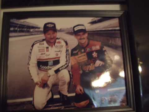 Dale Earnhardt Tribute / Davey Allison