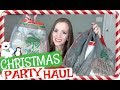 KIDS CHRISTMAS PARTY HAUL! // DOLLAR TREE & ORIENTAL TRADING COMPANY