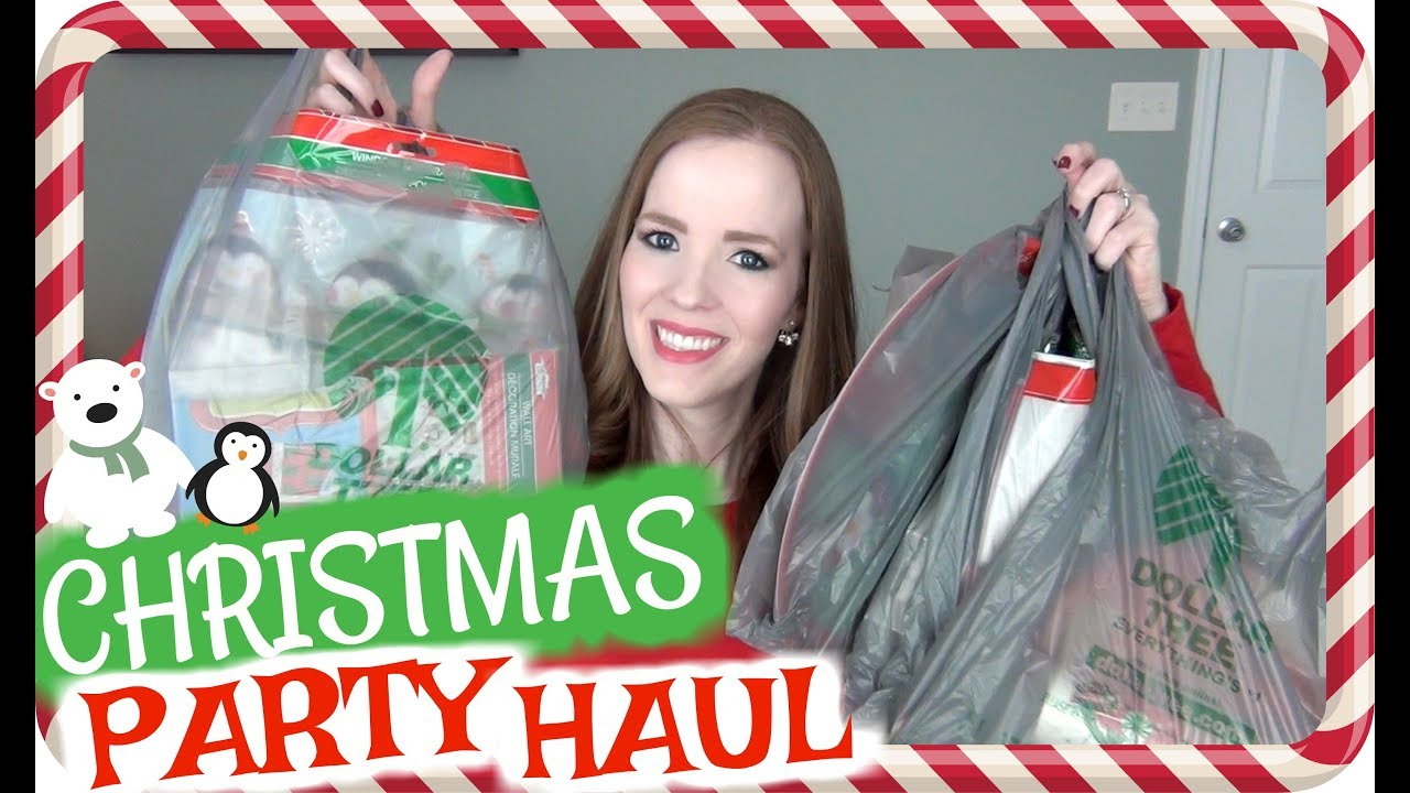 kids christmas party haul dollar tree oriental trading company