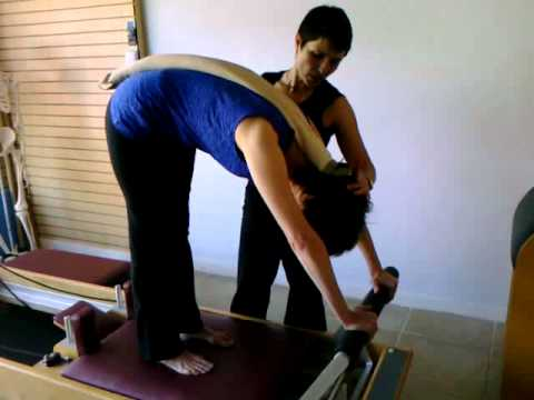 Pilates Demo with Fran Philip, Menlo Pilates and Yoga