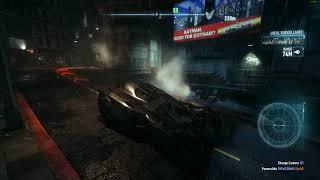 Arkham Knight shitty bug