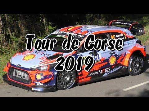 WRC Rallye Tour De Corse 2019