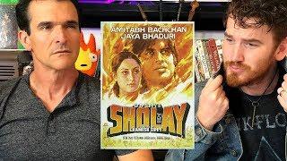 SHOLAY | Amitabh Bachchan | Trailer REACTION!