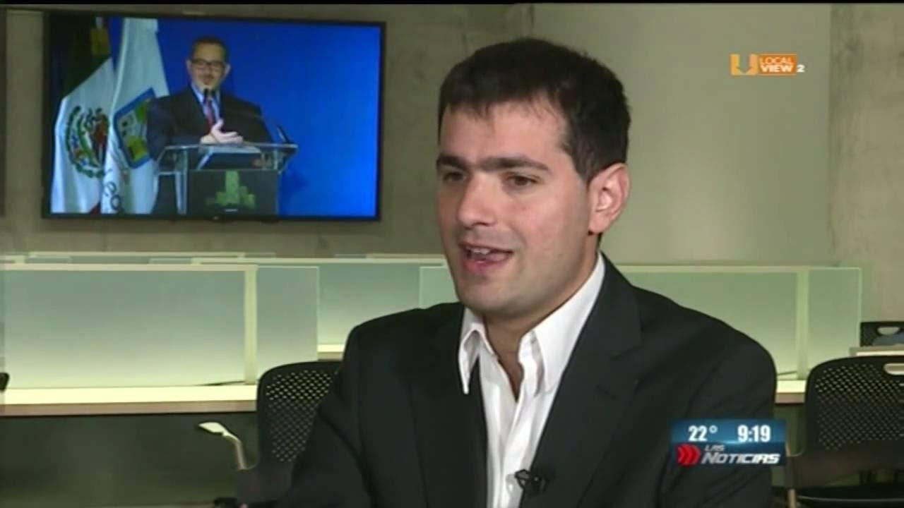 Entrevista a Santiago Pellegrino, experto en ciudades inteligentes