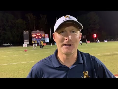 Mount De Sales Coach Talks About Historic Win Over FPD
