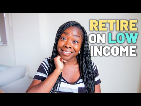 How To Reach Financial Independence & Retire Early on Low Income - F.I.R.E.