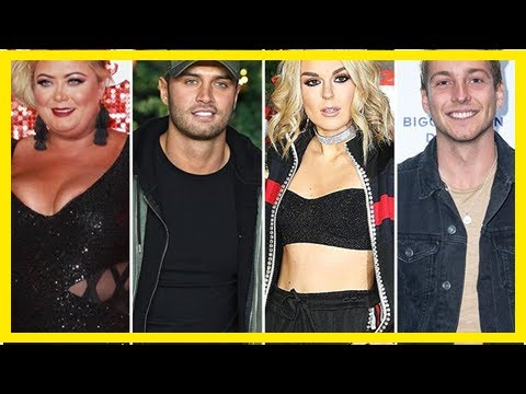 celebrity go dating 2018 lineup