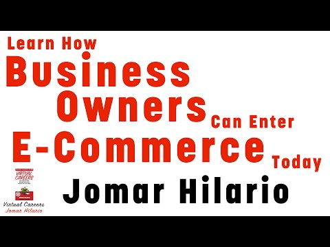 Learn How Business Owners Can Enter E-Commerce Today