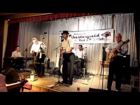 Gene Gambler and the Shufflers @ Chesterfield rnr Club vid2