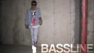 Chris Brown - Bassline (Dance Cover by 17 year old Tailz)