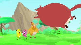 Eena Meena Deeka | The Ultimate Trap | Funny Cartoon Compilation | Cartoons for Children