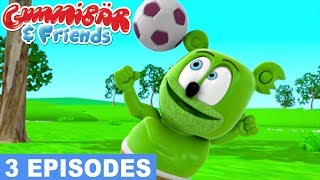 Gummy Bear Show LET'S PLAY SPORTS Gummibär And Friends Episode Compilation