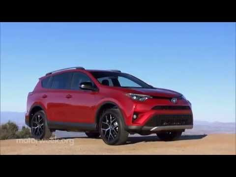 MotorWeek | Road Test: 2016 Toyota RAV4 Hybrid