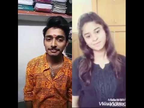 latest wonderful expression new dubsmash by vishwa RK