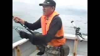 Mancing Dasar... di Perairan Bangka Selatan
