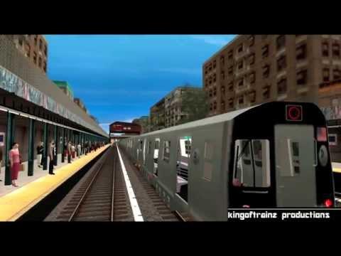 Trainz 12: Testing Brand New R160A Engine Sounds