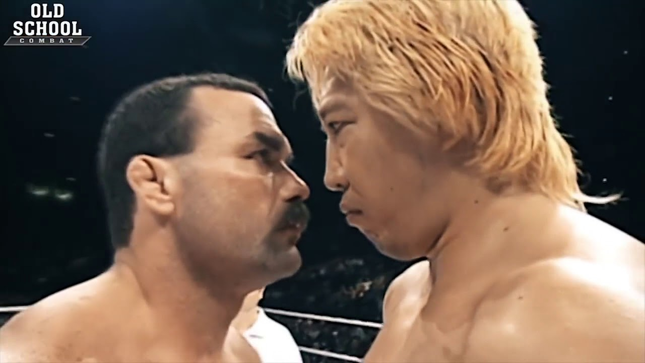 Don Frye Tribute - YouTube