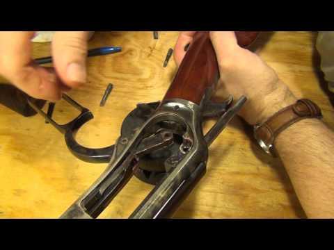Adventures in 1876 Winchester Gunsmithing