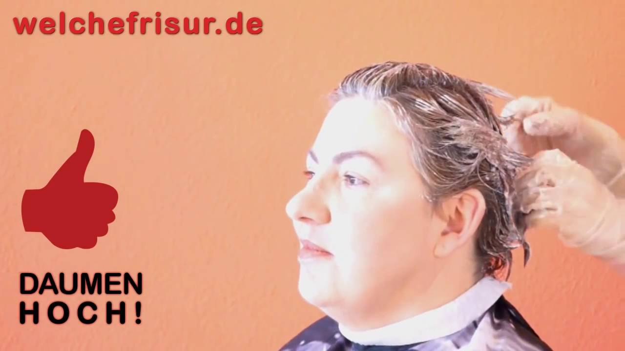Umstyling Haare