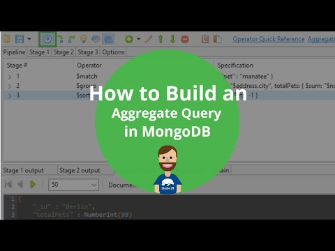 A MongoDB Aggregation Example (Sample Dataset Included