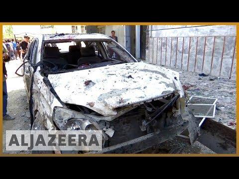 🇦🇫 Suicide blast hits Kabul voter registration centre   Al Jazeera English