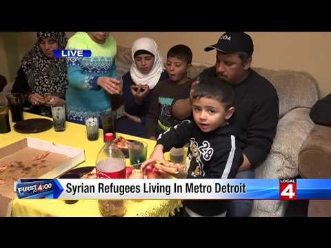 Syrian Refugees Living in Metro Detroit