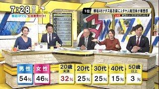 欅坂46 ナチス風衣装にユダヤ人権団体が嫌悪感を表明、謝罪を求める [モーニングCROSS] ナチス酷似旗 検索動画 16