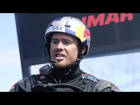 America's Cup: Get To Know Oracle Team's Tom Slingsby