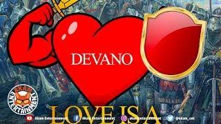Devano - Love Is A Battle [Fear Not Riddim] November 2019